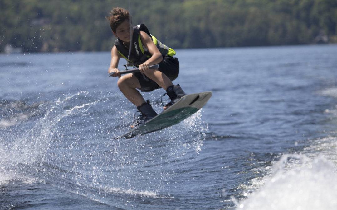 Cool Water Sports at Muskoka Woods