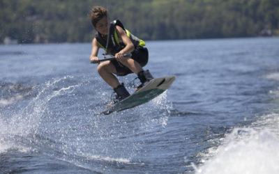 Cool Water Sports at Muskoka Woods