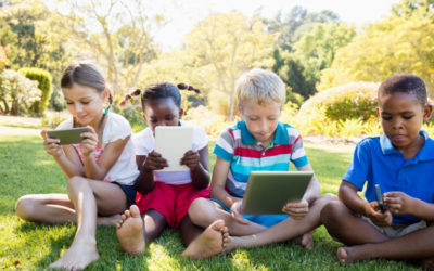 Tech for Tots to Teens: The Benefits of Digital Devices and Your Kids