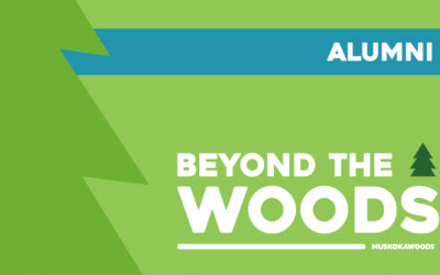 Beyond the Woods podcast with John McAuley