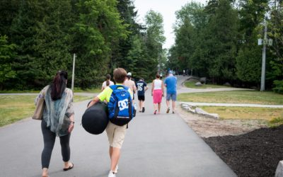 Where Do I Start? The First-Time Overnight Summer Camper: A Physical and Emotional Guide