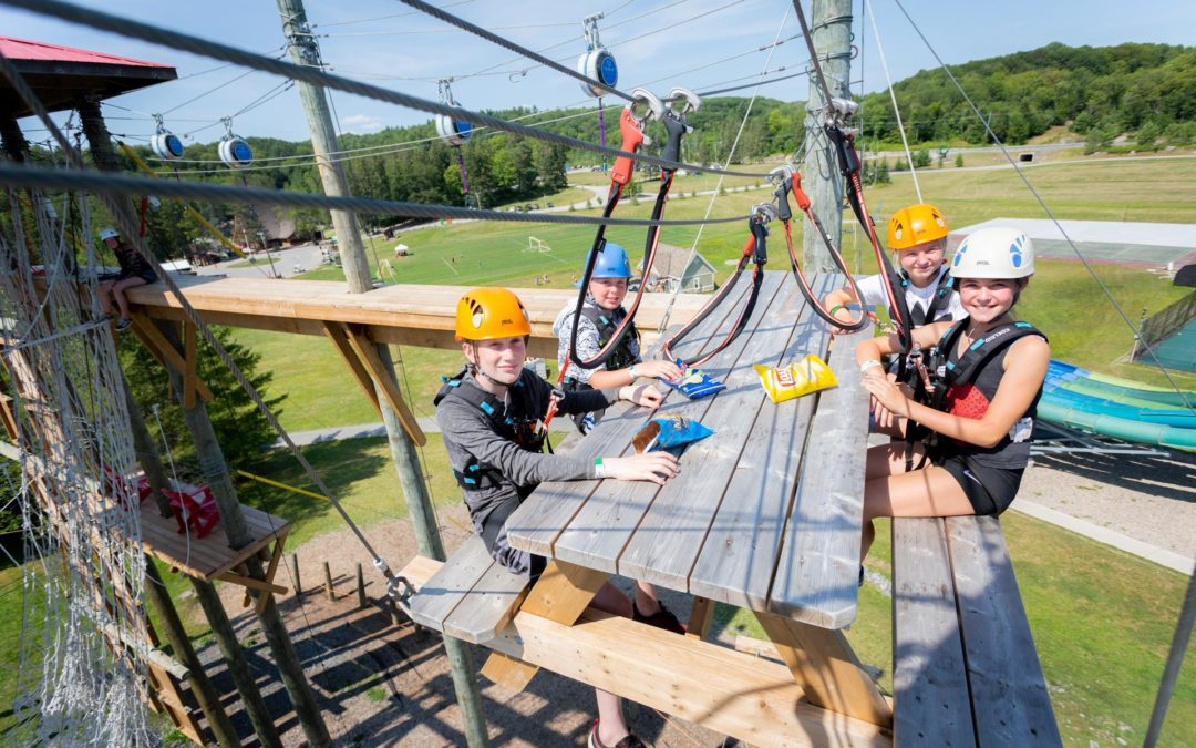 How Muskoka Woods Summer Camp Can Help Your Child Develop Confidence