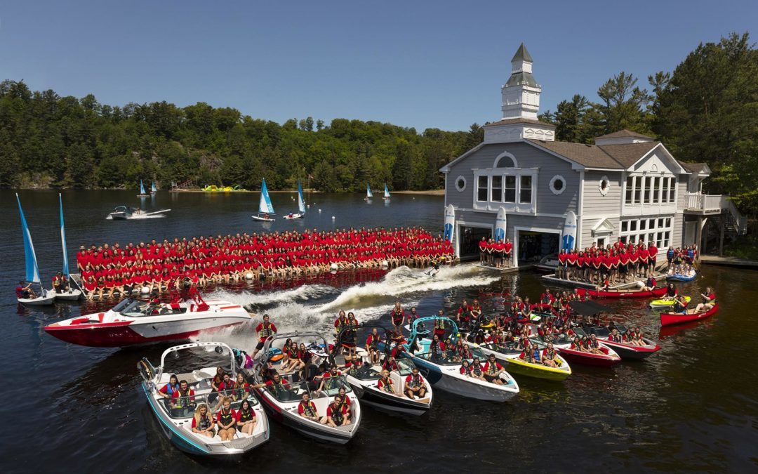 Why Working at Muskoka Woods Looks Great on a College Resume