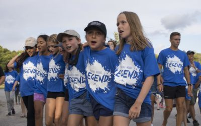 How Muskoka Woods Summer Camp Builds Self-Esteem