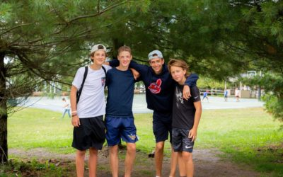 Muskoka Woods and Middle School Friendships
